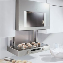 Gaggenau's Lift Oven is coming soon and will truly change the way you cook!