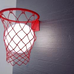 Brilliant lighting idea for the sport obsessed, the Light Ball by Ukrainian designer Andrey Privalov.