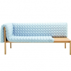 Ruché is the new sofa from Inga Sempé for Ligne Roset.