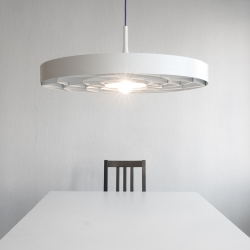 Lily lamp by Norwegian designer Vibeke Skar.