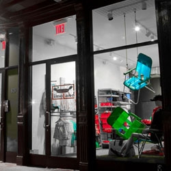 LimoLand, a line of clothing for rich old men, will open its flagship store in NYC's meatpacking district.