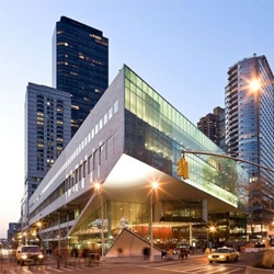 Architecture photographer Iwan Baan documents the recently opened Alice Tully Hall at the Lincoln Center in New York.
