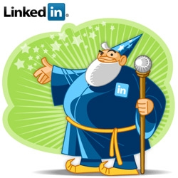 Haha, linkedin is down for the moment... and i got this hilarious wizard that i had to share! (if you're on linkedin feel free to add me through this link)