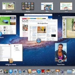 Apple today has launched OS X Lion, which is now available exclusively via the Mac App Store. OS X Lion is Apple's next-generation operating system for the Mac platform.