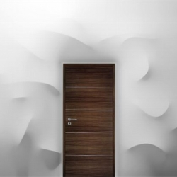 An ingenious mind resulted in something out-of-the-box 'interactive walls'. International Design Award 2009 winner, the eltopoLiquid wall is one cool home decor part that interacts with humans besides doing the job of enhancement.