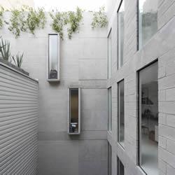 Lisboa 7, a housing in Mexico DF / at.103 - Julio Amezcua + Francisco Pardo