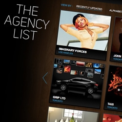 The Agency List is a visual resource showcasing innovative agencies leading the industry into the next generation.