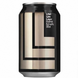 Liten Ljus Lager's minimalist and contemporary package design make it stand apart from the rest.