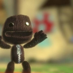 Little Big Planet - Play Create Share. Unleash your creativity on the PS3 with little funny custom dolls teaming up  in levels you create together. ~ More to see in the other video's !