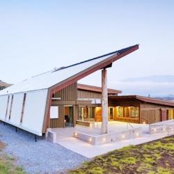 The Living Building Challenge is the 2012 winner of the Buckminster Fuller Challenge.
