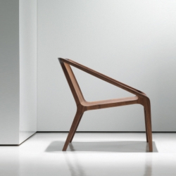 impressive clean lines make this 'loft chair' that won IDA (international design awards) for Emerging Student Product Designer of the Year 2008, by shelly shelly