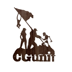 Cgunit is a web gallery. This web site presents the art of many artists and tries to follow their progression.