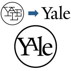 Yale Press Retires Paul Rand-Designed Logo; Chris Rubino Brokers Compromise