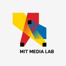 New visual identity for the MIT Media Lab, a computational, always changing logo with individual business cards for all researchers. Designed by The Green Eyl.