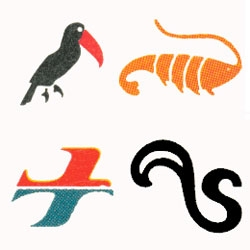 Fascinating page full of sail boat logos
