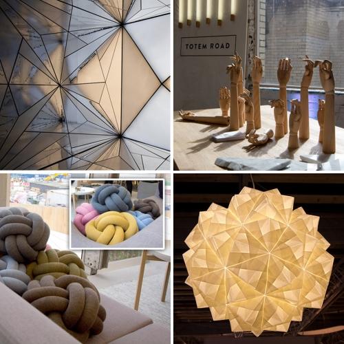 Pattern Inspiration from London Design Week 2016!
