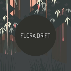 FLORA DRIFT is an online interactive synth garden, which procedurally generates music & visuals
