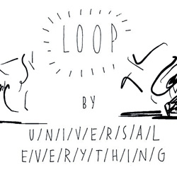 Loop by Universal Everything is a drawing based animation app for iPad.