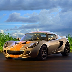 Body panels made from locally grown hemp, water based paint, solar panels, manufacturing energy efficiency…the Lotus Eco Elise is more than just a car concept…