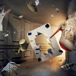 The new collection F/W of Louboutin uses stunning photography by Khuong Nguyen. See commissions, then Louboutin's stories!