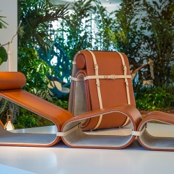 "Louis Vuitton Objets Nomades Collection at Design Miami - As a continuation of its ""Objets Nomades"" collection, Louis Vuitton hosted another presentation at this year's Design Miami."