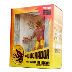A popular mexican toy with an attractive packing and instructive
