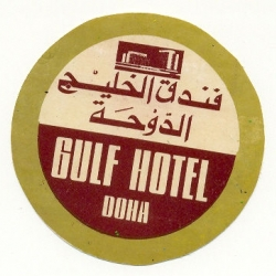 A huge, beautiful collection of vintage luggage labels.