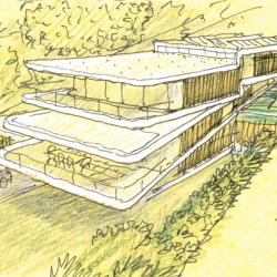 Until the advent of the computer, drawing was a universal tool for communicating architectural concepts. Architect (and talented drawer) Luigi Rosselli shares his thoughts on the importance of drawing to today's architects.
