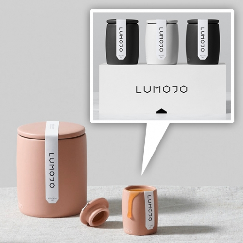 Lumojo Honey is beautifully packaged in mini sets and larger honey pots.