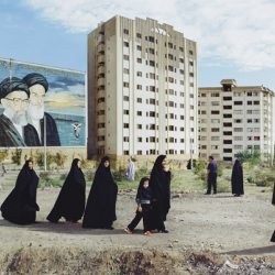 Iranian/British photographer is exhibiting in the Tate Britain with her back-catalogue of work. mitra tabrizian