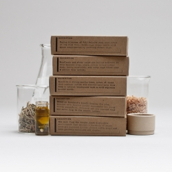 Maak Lab - The portland scent company launches their new website.