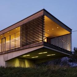 Residence Schnitzer-Bruch, Mühlgraben - Austria / maaars architektur