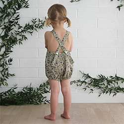 Mabo Kid's Playsuits are adorable!