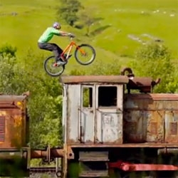 Danny Macaskill's Industrial Revolutions. Filmed and edited for Channel 4's Concrete Circus.