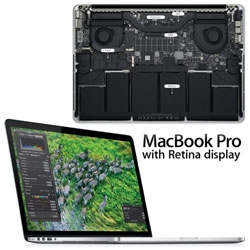 The new Apple MacBook Pro with Retina Display is pretty lustworthy
