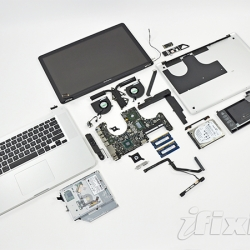 Teardown of MacBook Pro Early 2011