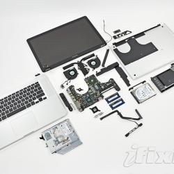 Teardown of MacBook Pro Early 2011