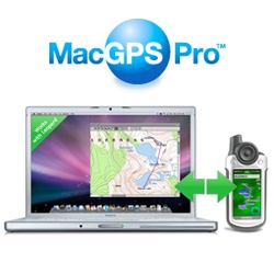MacGPS Pro ~ hooking up your gps to your mac is getting even easier