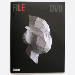File is a new biannual publication, focusing on graphic design, art and visual communication. Issue 1 include a 2 hours long DVD, and a commissioned limited print by Geoff McFetridge.