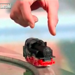 Superconducting maglev toy train.  Need I say more?