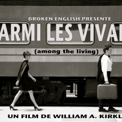 Parmi Les Vivants! is a short film about 3 young bohemian thieves in early sixties Paris presented as a trailer for a fictitious french new wave film.