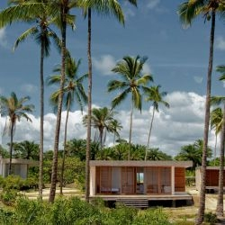 Drucker Architects have completed the Makenna Resort in Itacaré, Brazil.