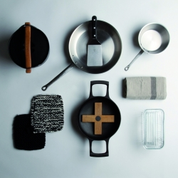 Timeless and stylish kitchenware by Malle w. Trousseau.