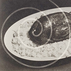 Tasteful Pictures - The Getty has a food photography exhibit up right now till the end of August.  Lots of great images in the collection like this one(Cuisine) by Man Ray.