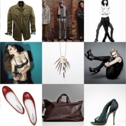 Fun fashion roundup from NotCouture. This week's picks include gorgeous red ballerina flats, porcupine quill necklaces and the anatomy of a classic trench coat.
