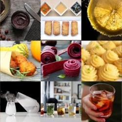 This week's roundup from Tasteologie and Liqurious features the classic Negroni, vegan chickpea poppers, homemade nutella and more.