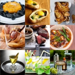 The Brow Burner, black pasta and homecooked quail are all part of this week's roundup from Tasteologie and Liqurious.