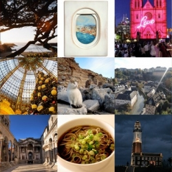 Shopping the sales in Paris, exploring the ancient city of Ephesus in Turkey and Hogmanay in Edinburgh are all part of this week's roundup from NotVentures.