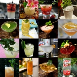 Liqurious Drink Roundup! Some delicious and gorgeous drinks perfect for a day like today!