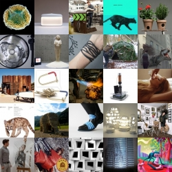 NOTCOT.org Roundup time! This week we've been inspired by so much - explore the top 25 here...